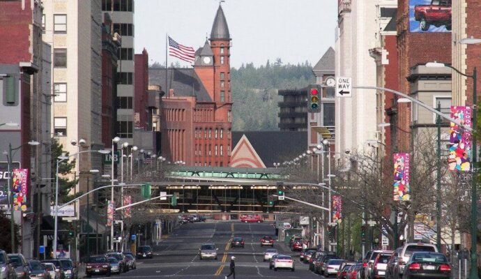 LSS Washington -Spokane-WA